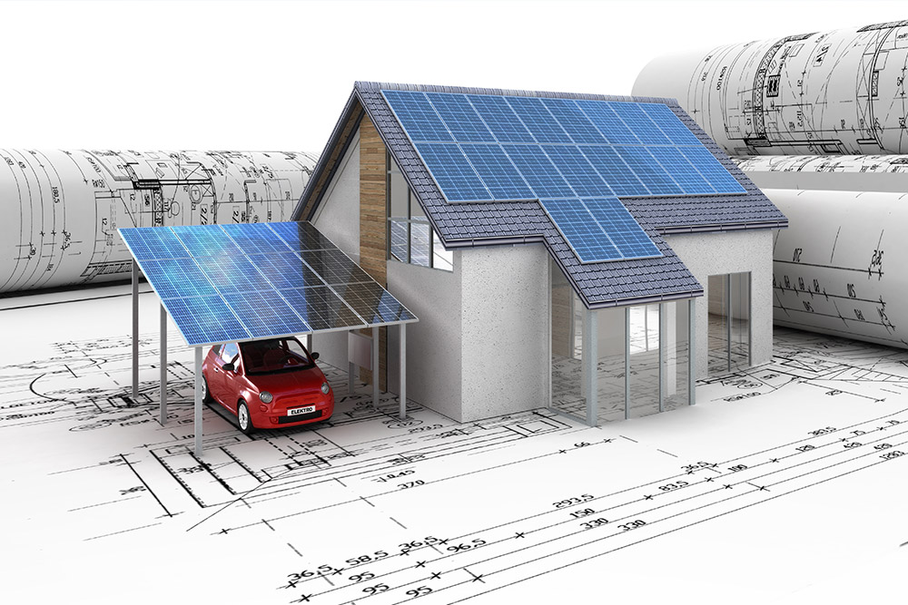 Off Grid Solar Carport : Solar carport systems by meister