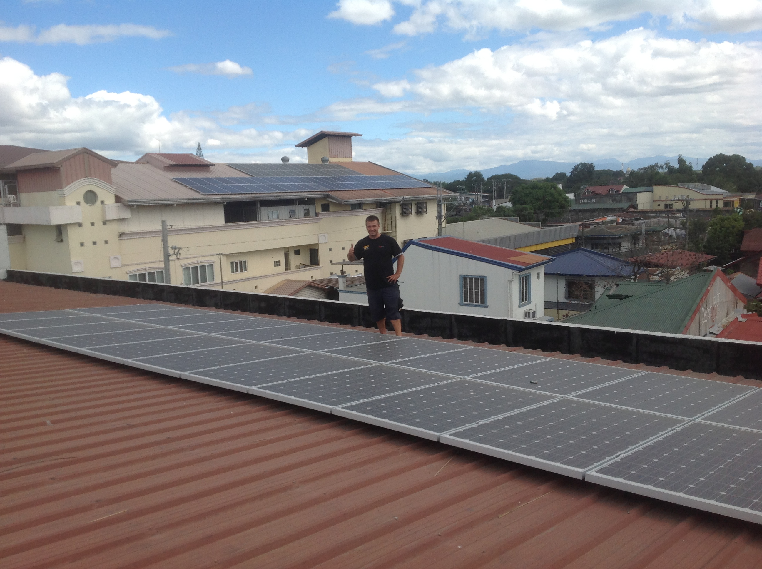 Solar power: Castro Maternity Hospital helps the environment and ...